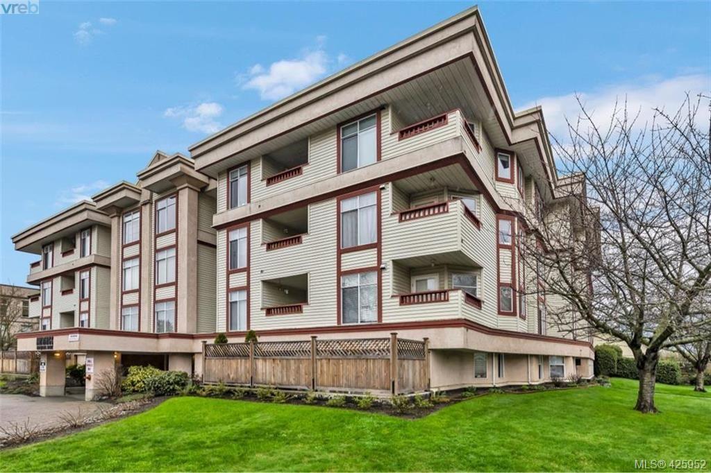 Main Photo: 308 2511 Quadra St in VICTORIA: Vi Hillside Condo for sale (Victoria)  : MLS®# 839268