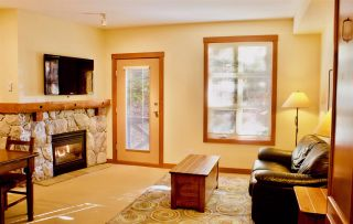 """Photo 2: 223 4660 BLACKCOMB Way in Whistler: Benchlands Condo for sale in """"LOST LAKE LODGE"""" : MLS®# R2453365"""