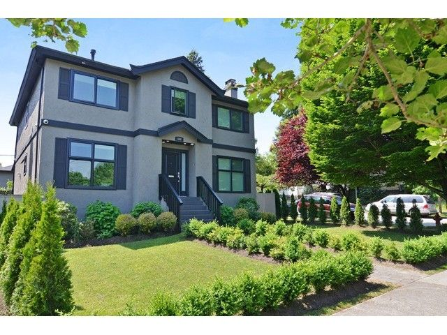 """Main Photo: 598 W 24TH Avenue in Vancouver: Cambie House for sale in """"DOUGLAS PARK"""" (Vancouver West)  : MLS®# V1125988"""