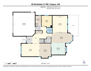 Photo 41: 88 Strathdale Close SW in Calgary: Strathcona Park Detached for sale : MLS®# A1116275