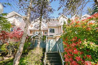 "Photo 1: 6 7433 16TH Street in Burnaby: Edmonds BE Townhouse for sale in ""VILLAGE DEL MAR 2"" (Burnaby East)  : MLS®# R2162848"