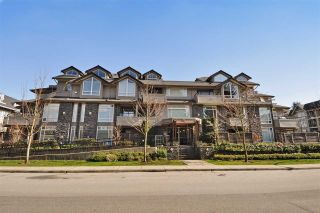 "Photo 1: 304 3150 VINCENT Street in Port Coquitlam: Glenwood PQ Condo for sale in ""BREYERTON"" : MLS®# R2550633"