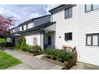 """Photo 1: 38 6629 138TH Street in Surrey: East Newton Townhouse for sale in """"Hyland Creek"""" : MLS®# F1410025"""