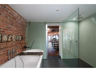 """Photo 17: 7-12 550 BEATTY Street in Vancouver: Downtown VW Condo for sale in """"550 Beatty"""" (Vancouver West)  : MLS®# V1105963"""
