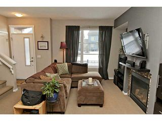 Photo 4: 184 CHAPALINA Square SE in CALGARY: Chaparral Townhouse for sale (Calgary)  : MLS®# C3597685