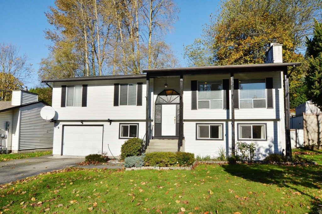 Main Photo: 2482 CAMERON Crescent in Abbotsford: Abbotsford East House for sale : MLS®# F1430007