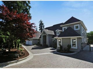 """Photo 2: 2107 131B Street in Surrey: Elgin Chantrell House for sale in """"Huntington Park"""" (South Surrey White Rock)  : MLS®# F1416976"""