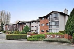 """Photo 1: 314 32910 AMICUS Place in Abbotsford: Central Abbotsford Condo for sale in """"Royal Oaks"""" : MLS®# R2122467"""