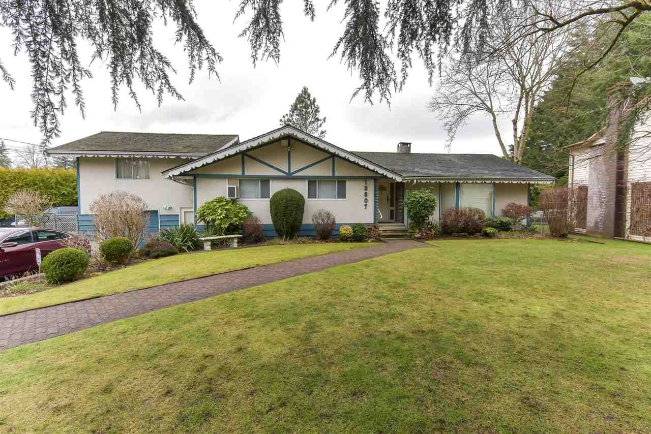 Main Photo: 13807 79 Avenue in Surrey: East Newton House for sale : MLS®# R2534559