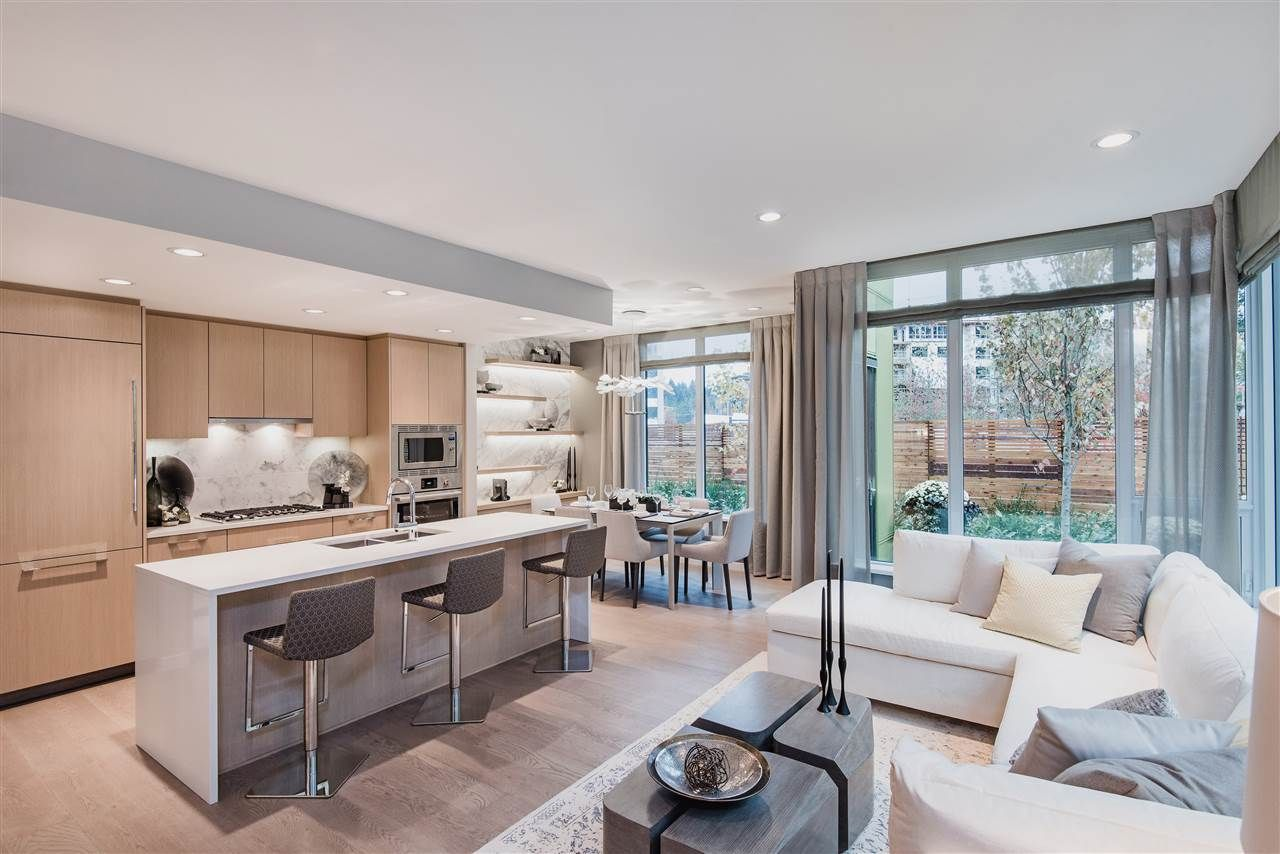 Main Photo: 1209 3533 ROSS DRIVE in Vancouver: University VW Condo for sale (Vancouver West)