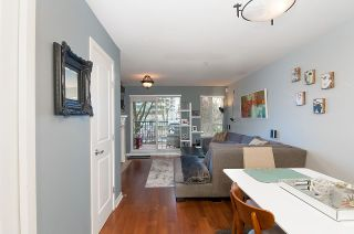 """Photo 2: 205 4238 ALBERT Street in Burnaby: Vancouver Heights Townhouse for sale in """"VILLAGIO ON THE HEIGHTS"""" (Burnaby North)  : MLS®# R2332069"""