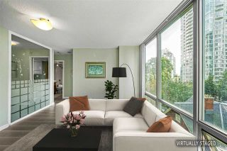 """Photo 2: 601 1288 W GEORGIA Street in Vancouver: West End VW Condo for sale in """"The Residences on Georgia"""" (Vancouver West)  : MLS®# R2495717"""