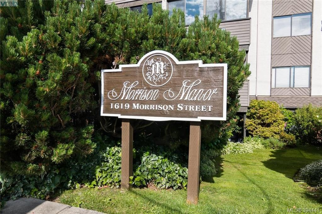Main Photo: 204 1619 Morrison St in VICTORIA: Vi Jubilee Condo for sale (Victoria)  : MLS®# 790776