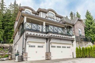 Photo 1: 1527 CRYSTAL CREEK Drive: Anmore House for sale (Port Moody)  : MLS®# R2073899