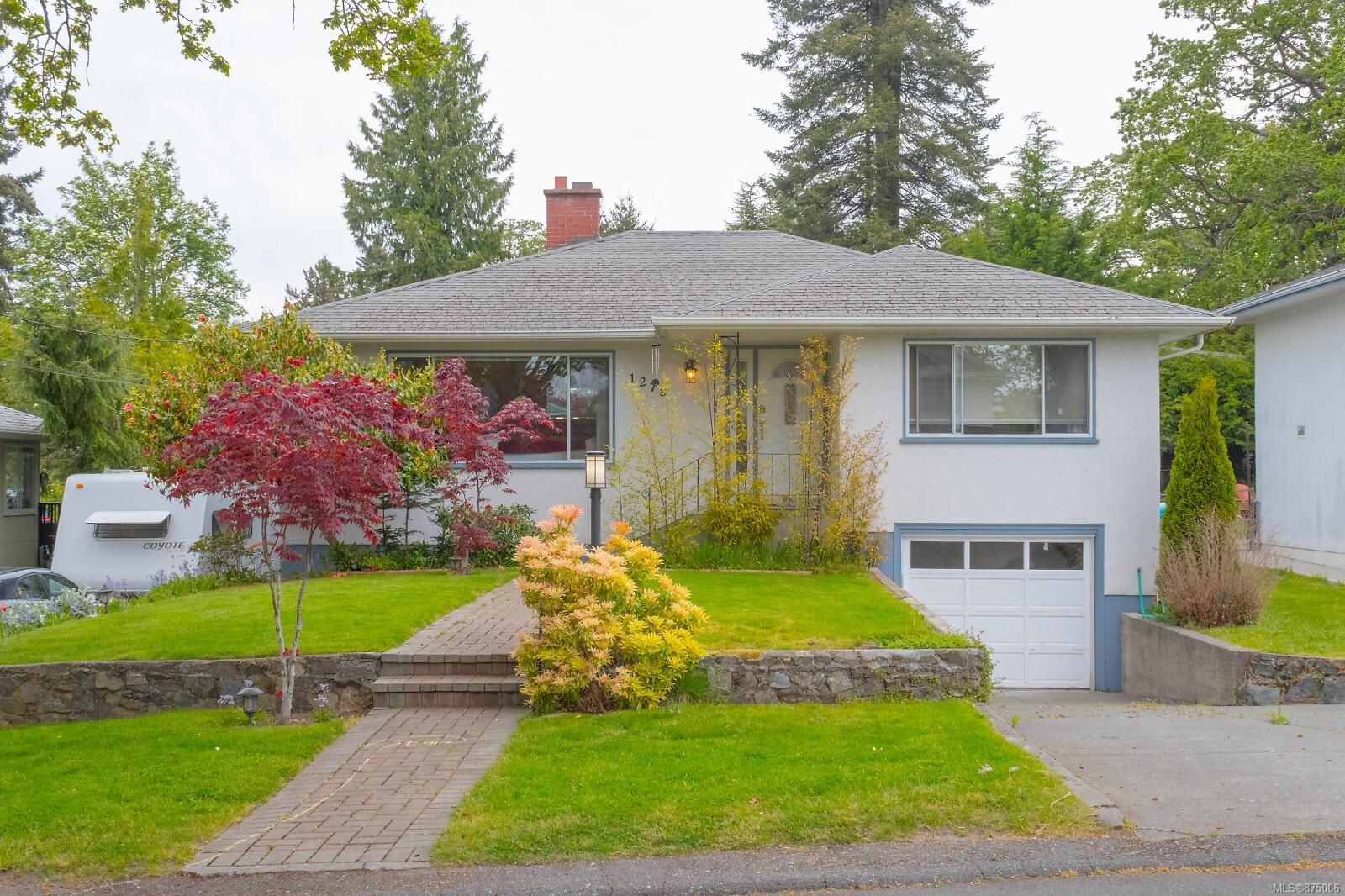 Main Photo: 1278 Pike St in Saanich: SE Maplewood House for sale (Saanich East)  : MLS®# 875006