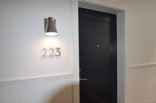 Photo 3: 223 1610 Store St in Victoria: Vi Downtown Condo for sale : MLS®# 843798