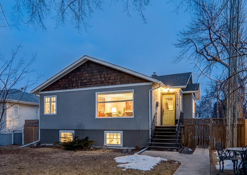 Main Photo: 3414 2 Street NW in Calgary: Highland Park Detached for sale : MLS®# A1079968