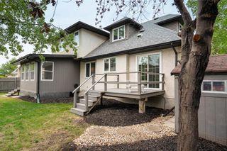 Photo 31: 70 Manring Cove in Winnipeg: House for sale : MLS®# 202121105