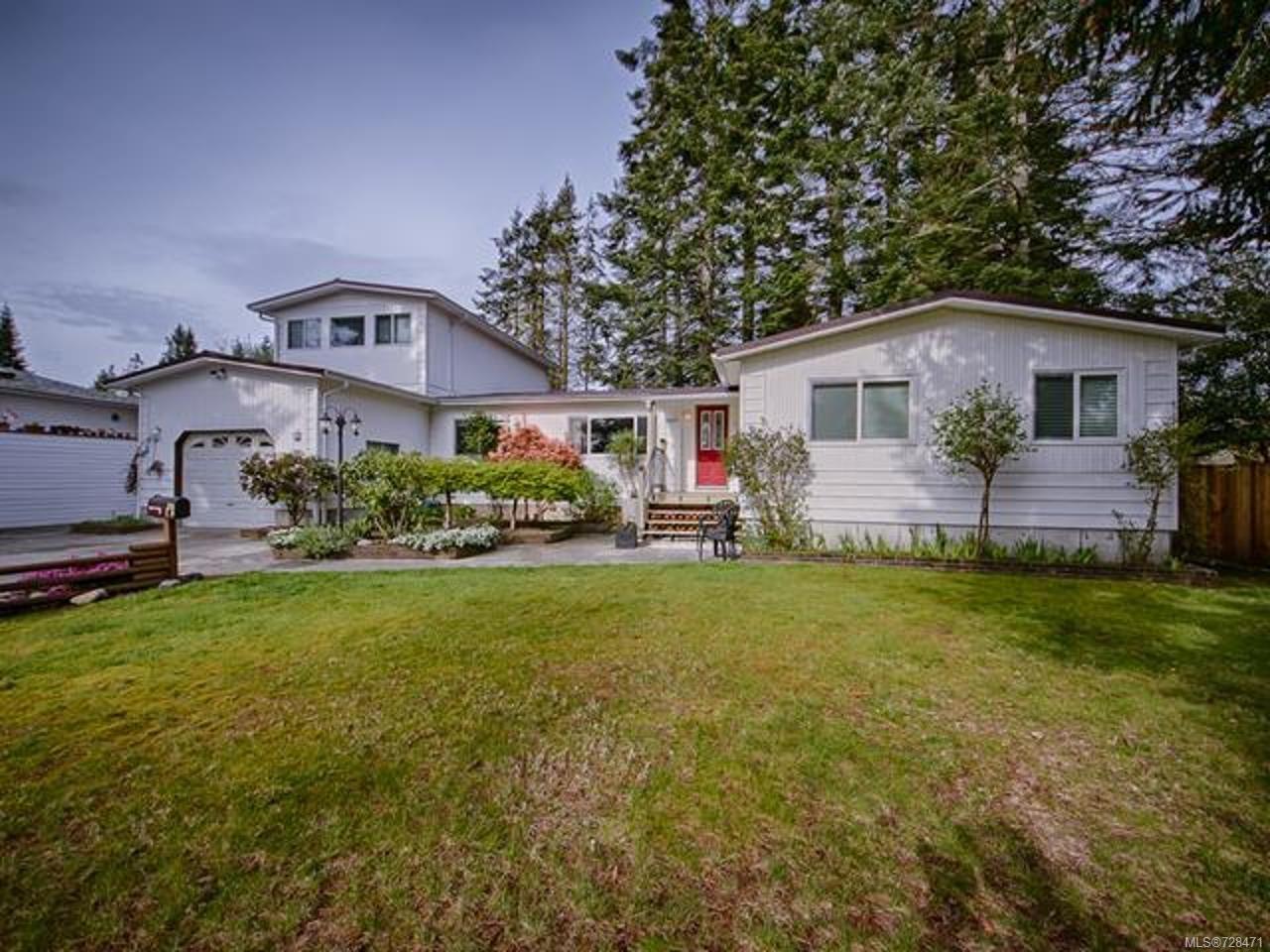 Main Photo: 3927 Seaspray Drive Campbell River Real Estate properties British Columbia Remax Check Realty