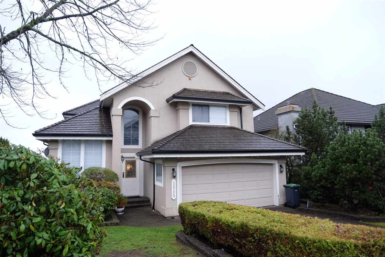 Main Photo: 1515 EAGLE MOUNTAIN DRIVE in Coquitlam: Westwood Plateau House for sale : MLS®# R2525852