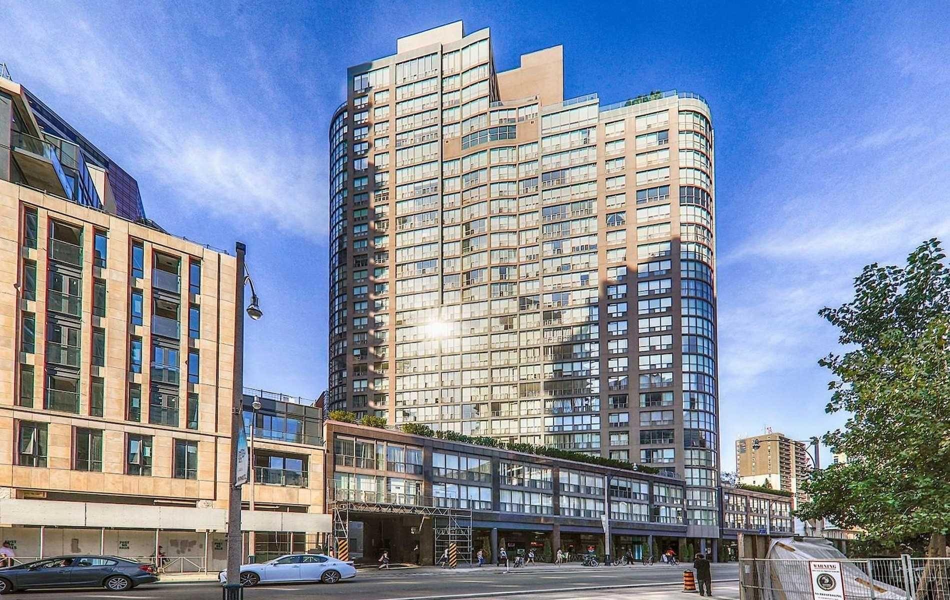 Main Photo: 606 24 W Wellesley Street in Toronto: Bay Street Corridor Condo for lease (Toronto C01)  : MLS®# C5329466