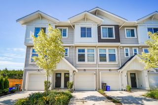 """Photo 1: 19 12073 62 Avenue in Surrey: Panorama Ridge Townhouse for sale in """"Sylvia"""" : MLS®# R2594408"""