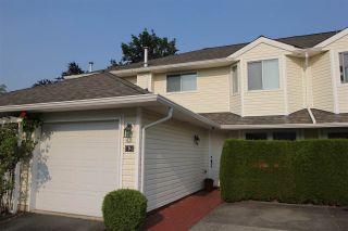 "Photo 1: 83 21928 48 Avenue in Langley: Murrayville Townhouse for sale in ""Murrayville Glen"" : MLS®# R2316393"