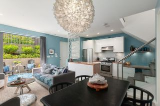 """Photo 6: 3 662 UNION Street in Vancouver: Strathcona Townhouse for sale in """"Union Eco Heritage"""" (Vancouver East)  : MLS®# R2602879"""