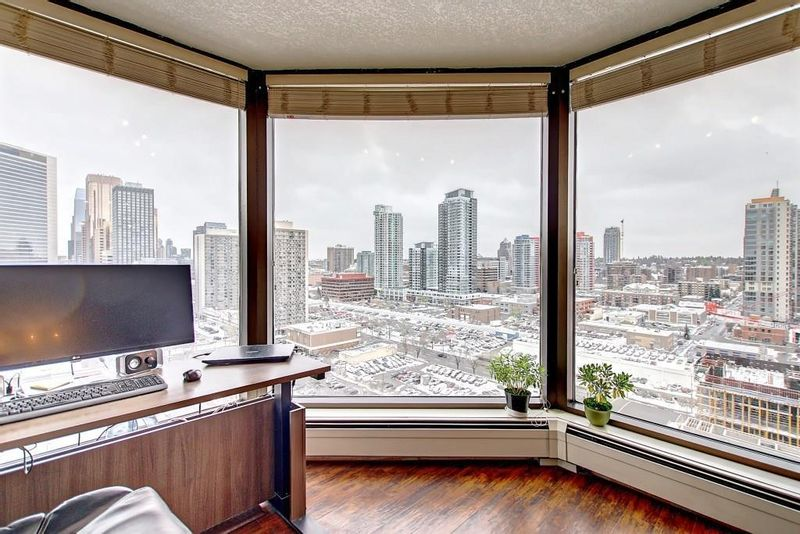 FEATURED LISTING: 1801 - 1100 8 Avenue Southwest Calgary