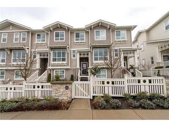 "Photo 1: Photos: 60 8355 DELSOM Way in Delta: Nordel Townhouse for sale in ""SPYGLASS AT SUNSTONE"" (N. Delta)  : MLS®# R2309000"