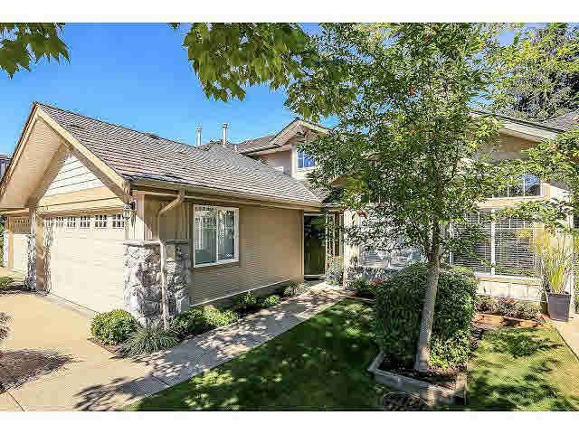 """Main Photo: 15053 27A Avenue in Surrey: Sunnyside Park Surrey Townhouse for sale in """"DAVENTRY"""" (South Surrey White Rock)  : MLS®# F1421884"""