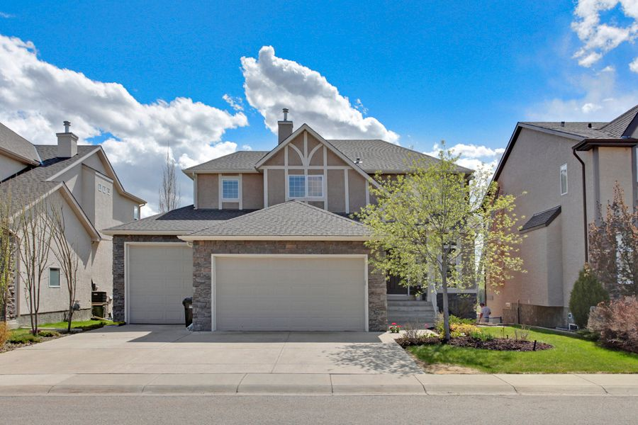 Main Photo: 147 Discovery Ridge Way SW in Calgary: 2 Storey for sale : MLS®# C3618170