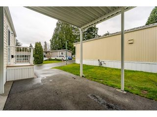 """Photo 26: 186 7790 KING GEORGE Boulevard in Surrey: East Newton Manufactured Home for sale in """"Crispen Bays"""" : MLS®# R2560382"""