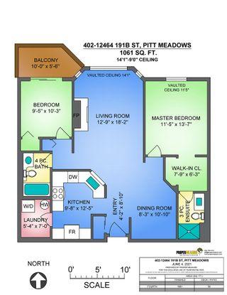 "Photo 13: 402 12464 191B Street in Pitt Meadows: Mid Meadows Condo for sale in ""LASEUR MANOR"" : MLS®# R2590064"