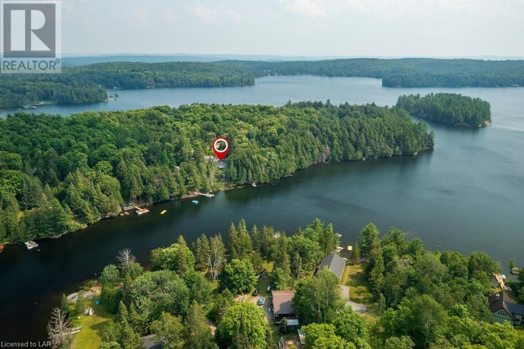Main Photo: 220 HIGHLAND Road in Burk's Falls: House for sale : MLS®# 40146402