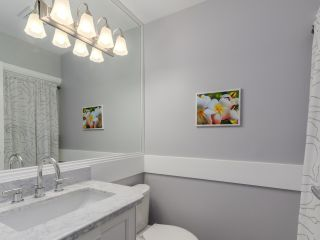 """Photo 12: 53 4756 62 Street in Delta: Holly Townhouse for sale in """"ASHLEY GREEN"""" (Ladner)  : MLS®# R2130186"""