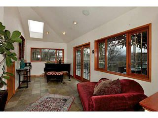 Photo 5: 4184 DOLLAR Road in North Vancouver: Dollarton House for sale : MLS®# V1099433