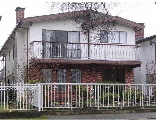 """Main Photo: 6142 BEATRICE Street in Vancouver: Killarney VE House for sale in """"KILLARNEY"""" (Vancouver East)  : MLS®# V757623"""
