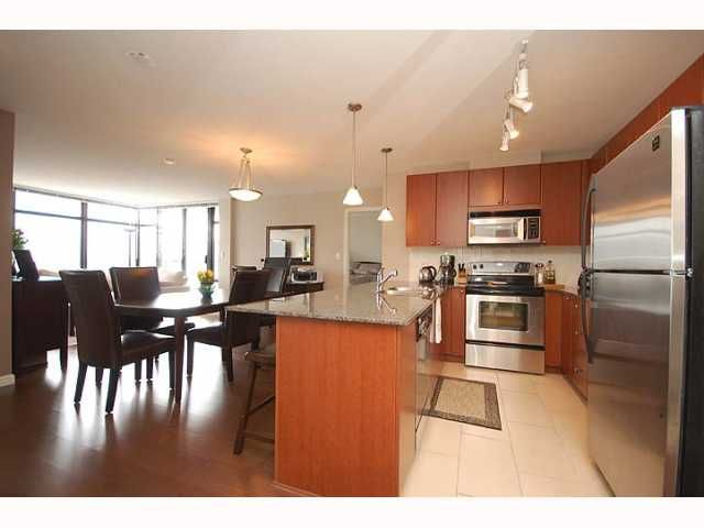 """Photo 2: Photos: 1606 610 VICTORIA Street in New Westminster: Downtown NW Condo  in """"THE POINT"""" : MLS®# V819393"""
