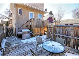 Photo 19: 849 Hector Avenue in Winnipeg: Manitoba Other Residential for sale : MLS®# 1607796