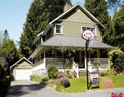 Main Photo: 12735 14TH AV in White Rock: Crescent Bch Ocean Pk. House for sale (South Surrey White Rock)  : MLS®# F2608563