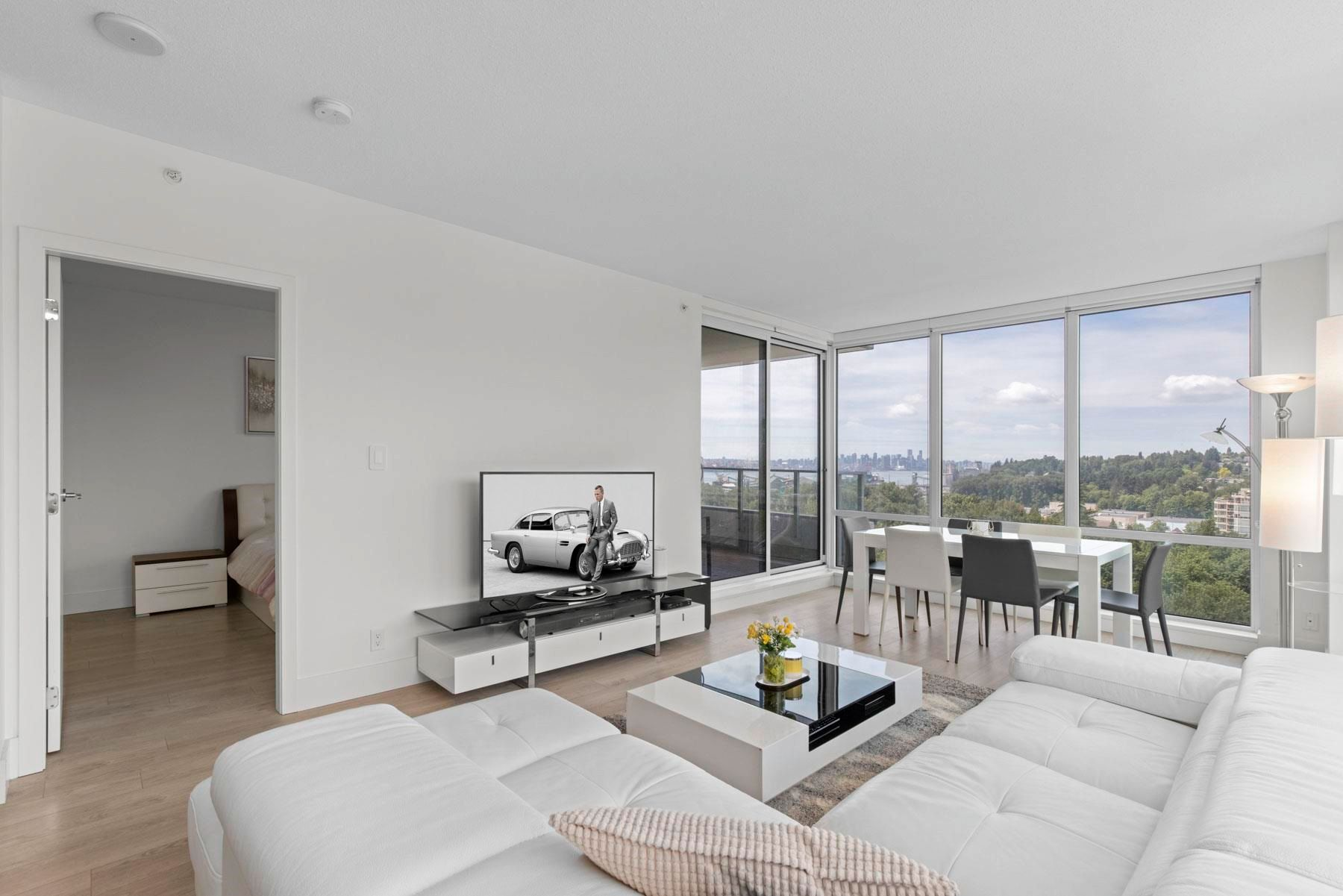 """Main Photo: 1907 680 SEYLYNN Crescent in North Vancouver: Lynnmour Condo for sale in """"Compass at Seylynn Village"""" : MLS®# R2595241"""