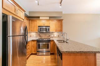 """Photo 2: 414 1336 MAIN Street in Squamish: Downtown SQ Condo for sale in """"The Artisan"""" : MLS®# R2497617"""