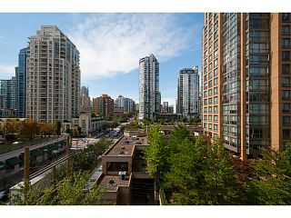 """Photo 10: 603 1155 HOMER Street in Vancouver: Yaletown Condo for sale in """"CityCrest"""" (Vancouver West)  : MLS®# V1078829"""