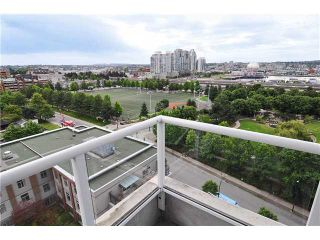 """Photo 1: 1209 550 TAYLOR Street in Vancouver: Downtown VW Condo for sale in """"THE TAYLOR"""" (Vancouver West)  : MLS®# V903570"""