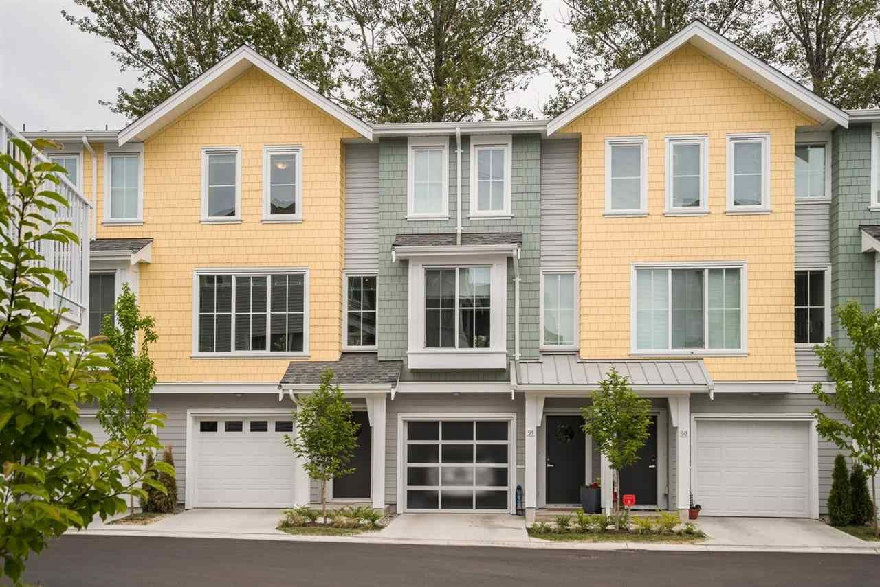 Main Photo: 92 5550 ADMIRAL Way in Ladner: Neilsen Grove Townhouse for sale : MLS®# R2536698