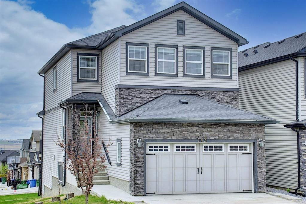 Main Photo: 143 Nolanhurst Rise NW in Calgary: Nolan Hill Detached for sale : MLS®# A1110473