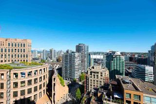 """Photo 19: 2203 833 HOMER Street in Vancouver: Downtown VW Condo for sale in """"Atelier on Robson"""" (Vancouver West)  : MLS®# R2590553"""