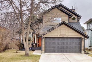 Photo 1: 226 Sun Canyon Crescent SE in Calgary: Sundance Detached for sale : MLS®# A1092083