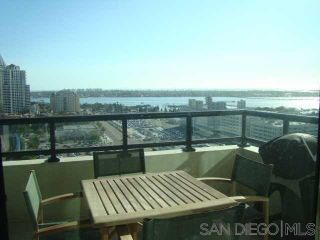 Photo 1: DOWNTOWN Condo for rent : 2 bedrooms : 1199 Pacific Hwy #1904 in San Diego